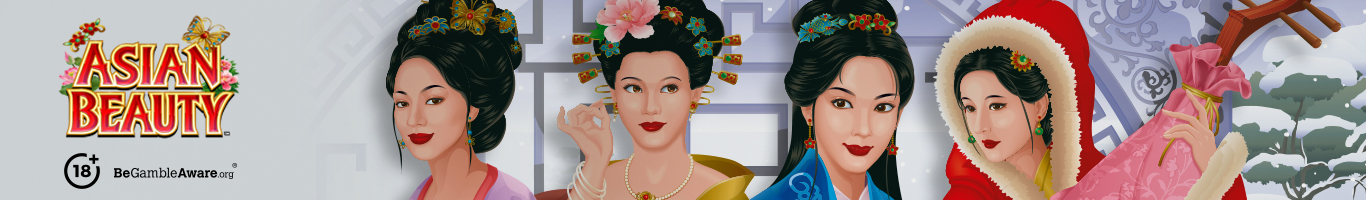 Asian Beauty Banner