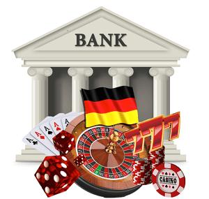 Deutsche Banken wegen Casino-Geldern in der Bredouille