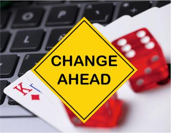 Veränderungen auf dem Markt für Online-Casinos