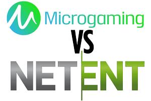Ein Vergleich zwischen Microgaming und NetEnt