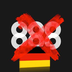 888 zieht Rückzug aus Deutschland in Erwägung