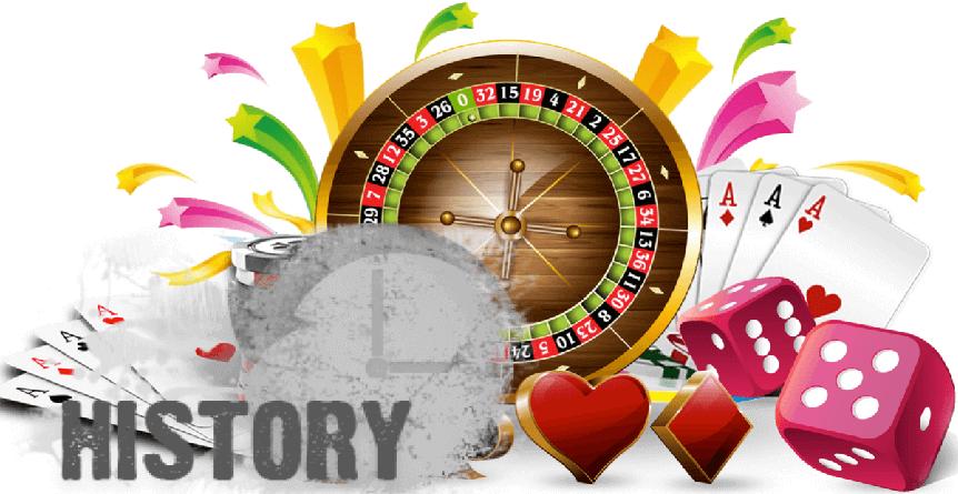 Ein Blick auf die Geschichte der Online-Casinos