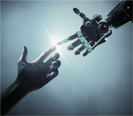 Technik braucht immer noch eine menschliche Note