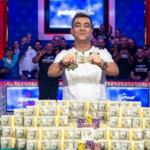 Ensan gewinnt 10 Millionen Dollar beim WSOP