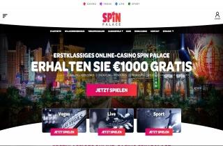 Spin Palace Screenshot 1