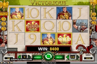 Victorious Screenshot 2