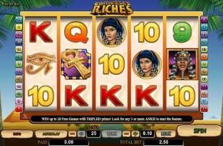 Ramesses Riches Screenshot 1