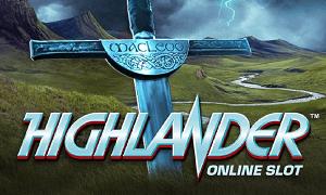 Neues Highlander Slot von Microgaming veröffentlicht